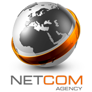 Netcom Agency : communication numérique Logo