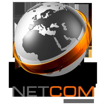 Logo Netcom Agency - Communication numérique